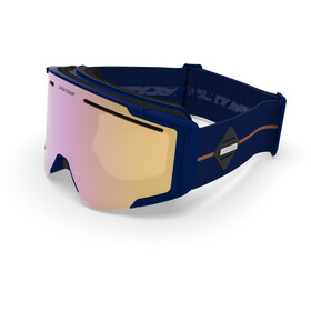 Spektrum Östra Premium Lunettes De Protection, night blue